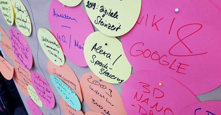 CIDT-Forum im DIZ, Thema: Trends