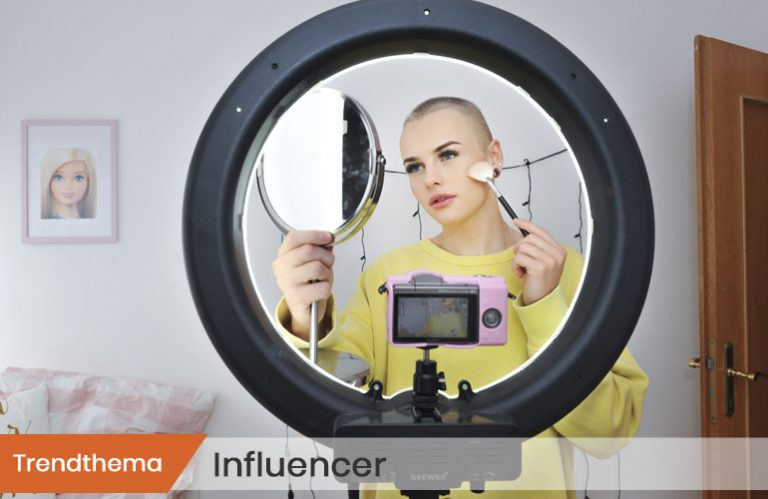 Symbolbild Trendthema Influencer (c) Alessandra Schellnegger/SZ Photo