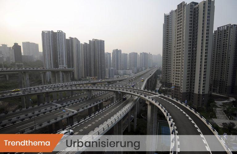 Symbolbild Trendthema Urbanisierung (c) Olaf Schülke/SZ Photo