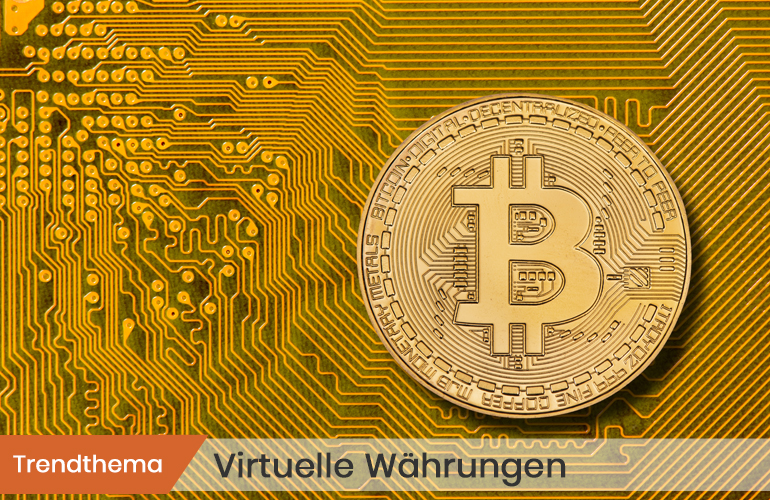 Symboldbild Virtuelle Währungen (c) Wolfgang Filser/SZ Photo
