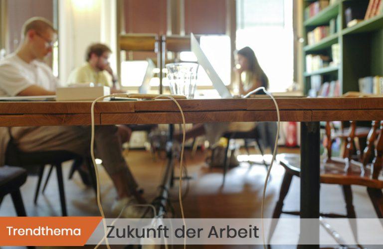 Symbolbild Trendthema Zukunft der Arbeit (c) Alessandra Schellnegger/SZ Photo
