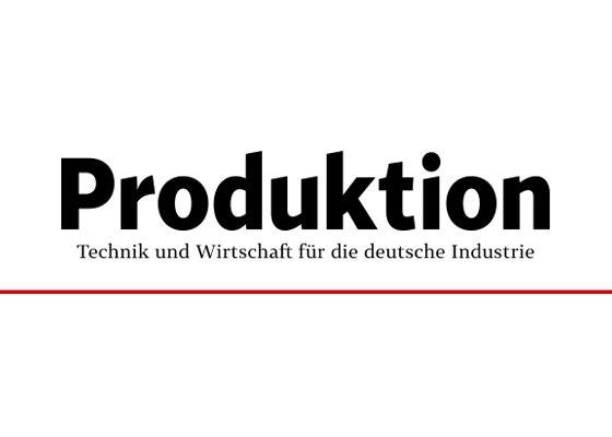 Logo Produktion (c) verlag moderne industrie