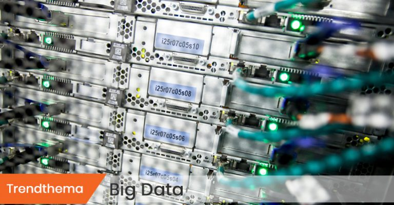Symbolbild Trendthema Big Data (c) Florian Peljak/SZ Photo