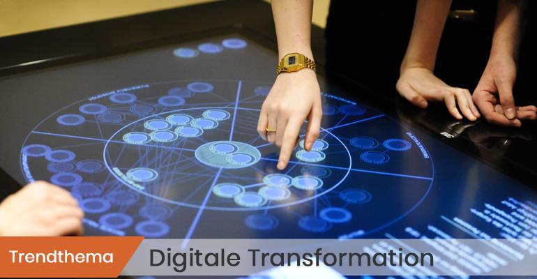 Symbolbild Trendthema Digitale Transformation (c) Alessandra Schellnegger/SZ Photo