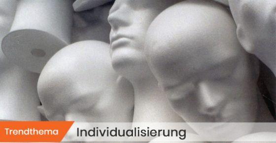Symbolbild Trendthema Individualisierung (c) Volker Derlath/SZ Photo