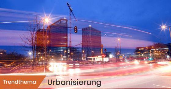 Symbolbild Trendthema Urbanisierung (c) Johannes Simon/SZ Photo