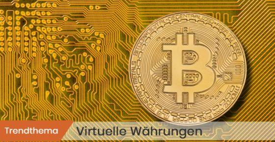Symbolbild Trendthema Virtuelle Währungen (c) Wolfgang Filser/SZ Photo