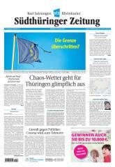Symbolbild Südthüringer Zeitung
