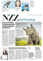 NZZ am Sonntag Cover